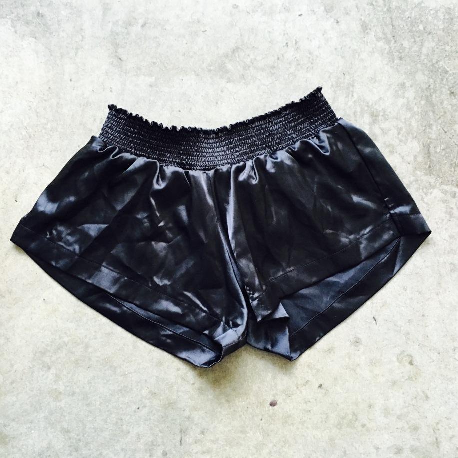 Silk Sexy Shorts
